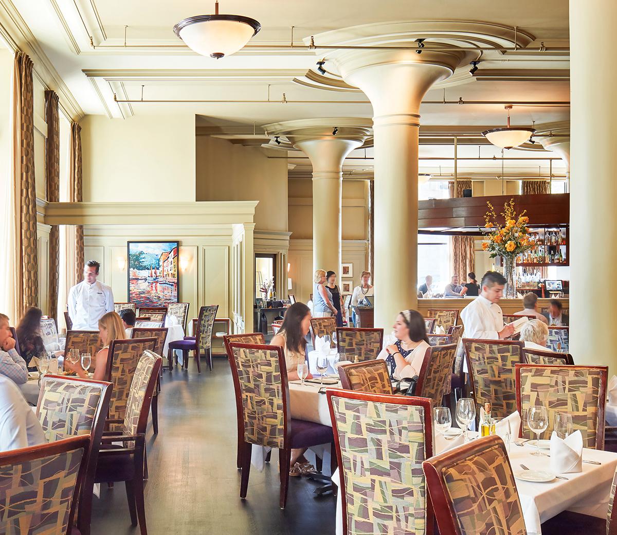 Corner Cafe Boston Hours
