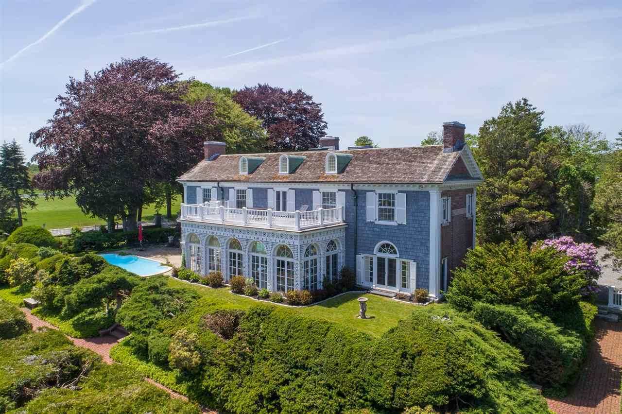 On the Market: An Opulent Manse in Rye