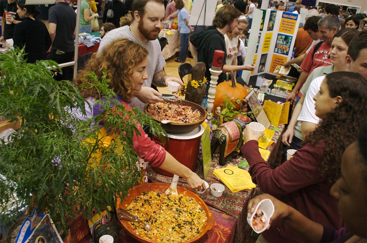 Boston Veg Food Festival