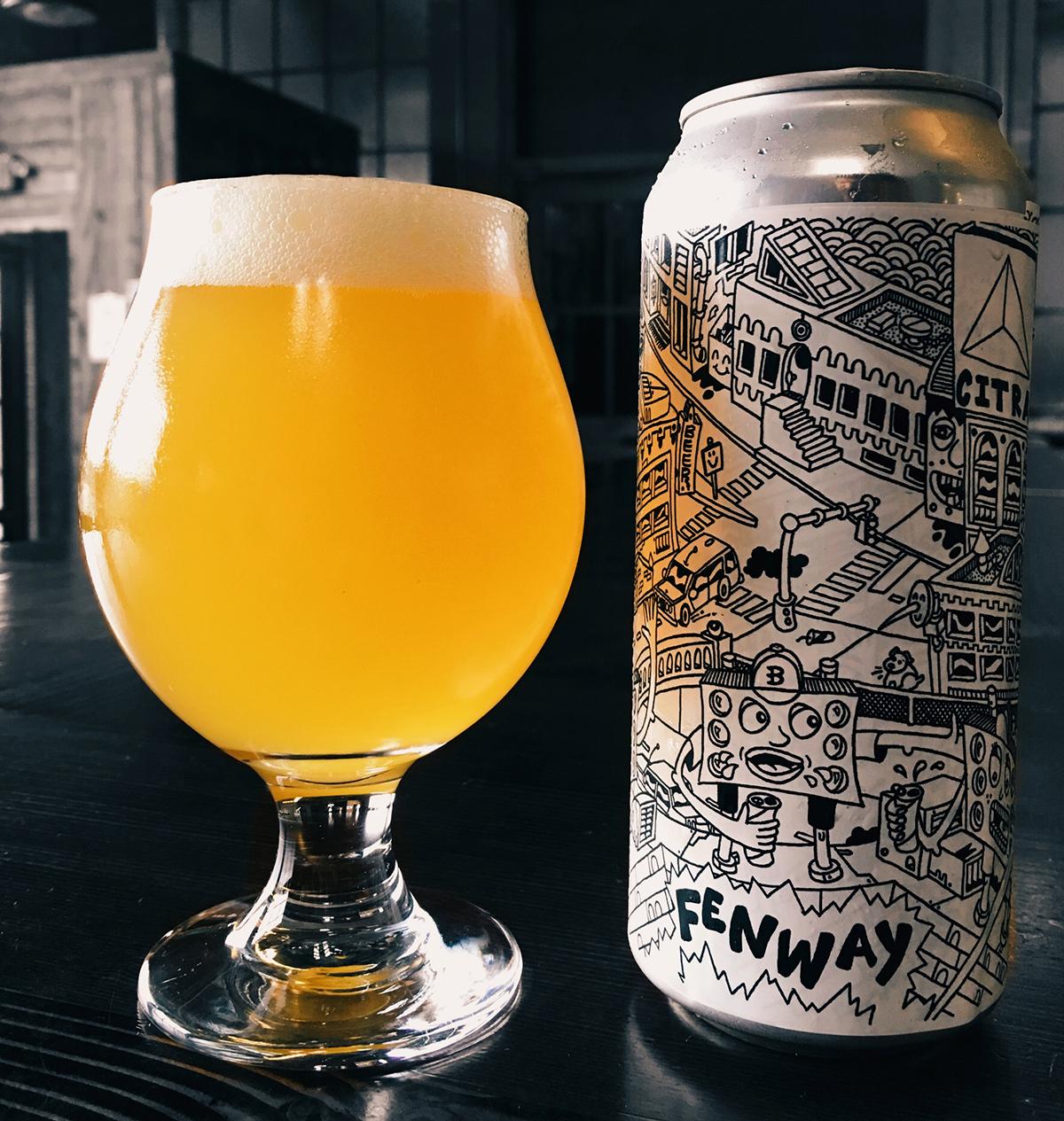 Backlash Beer Boston