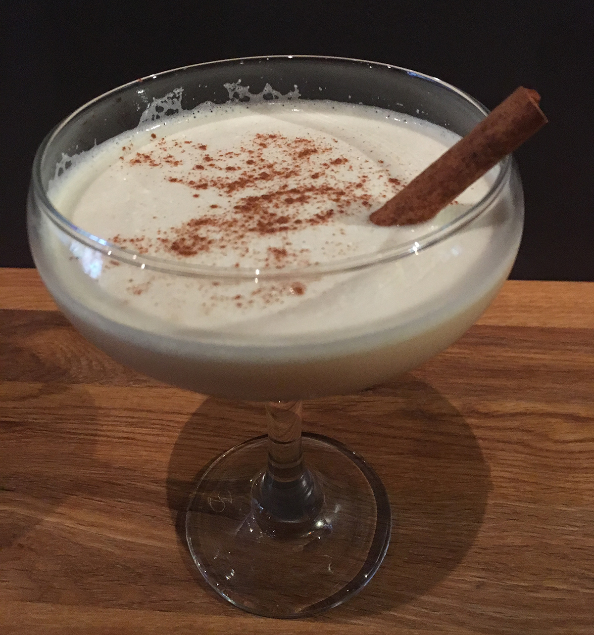 Casa B will have a couple Fluff specials, including the Canela Flufferum cocktail