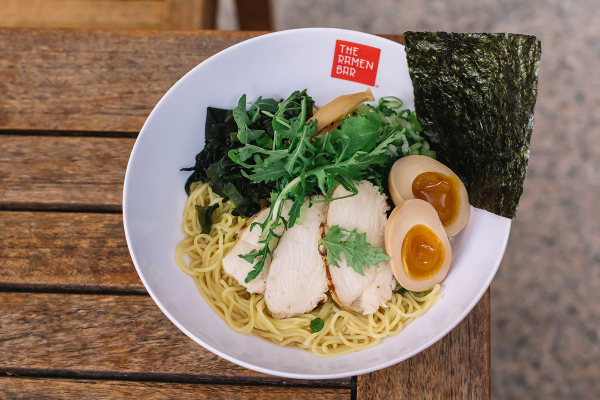 The Ramen Bar pops up at Pabu Boston this fall