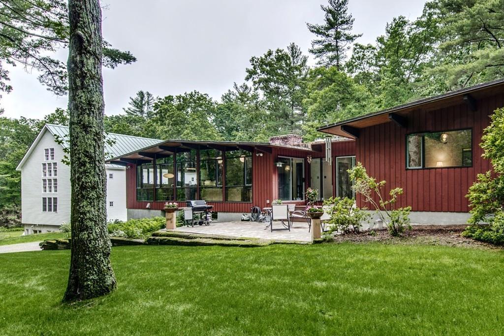 midcentury open houses boston