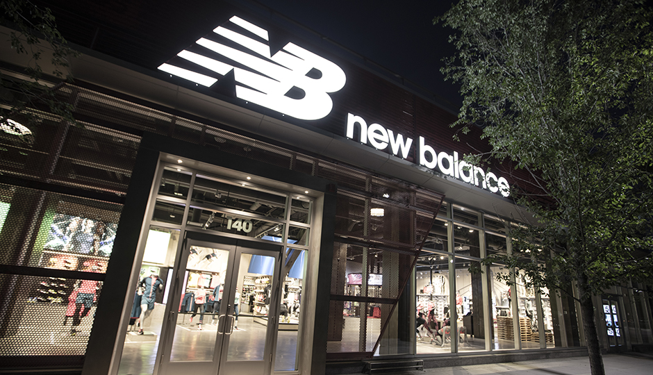 new balance store boston