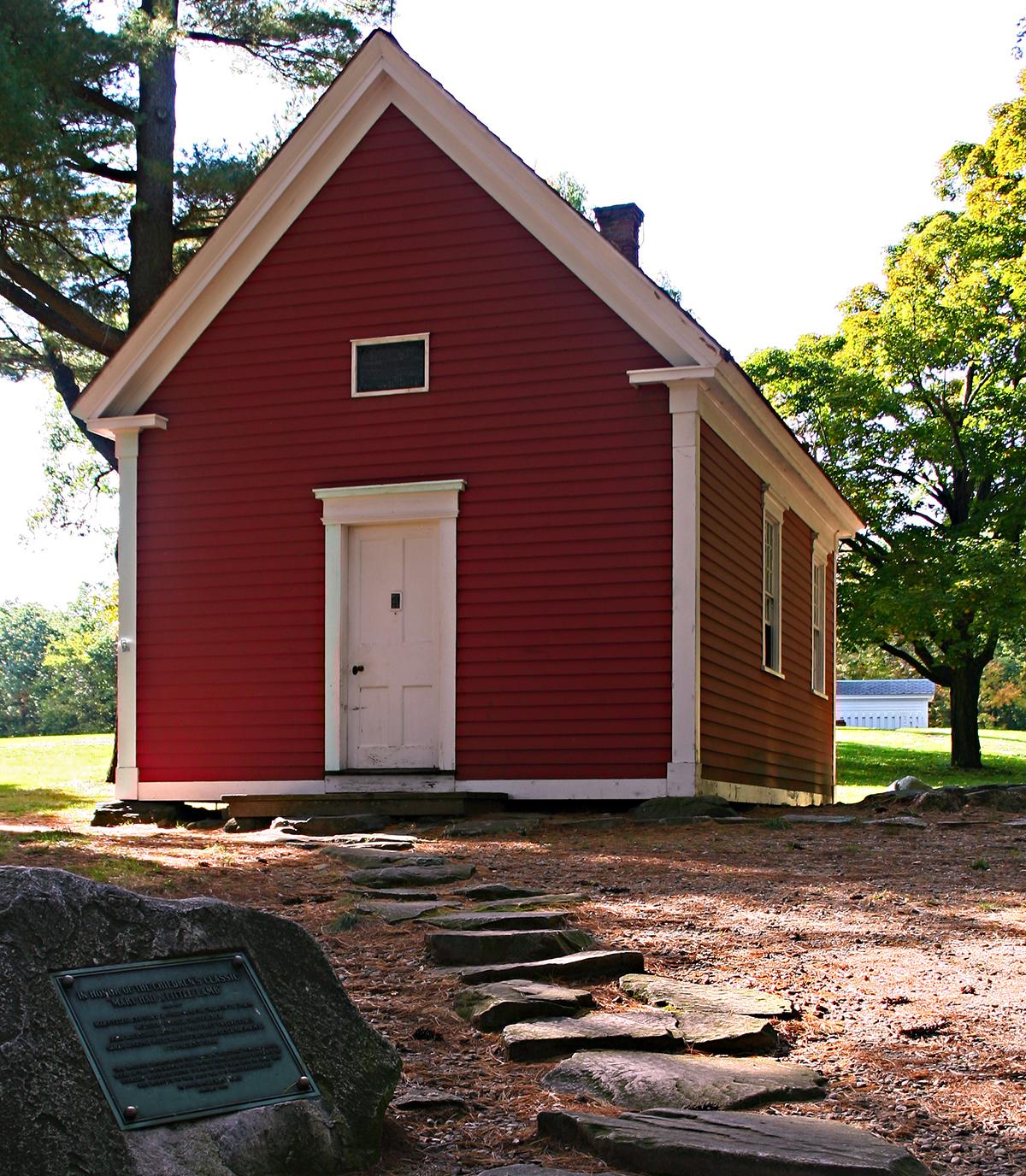 redstone schoolhouse