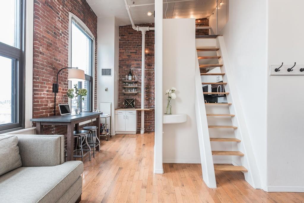 tiny south boston loft