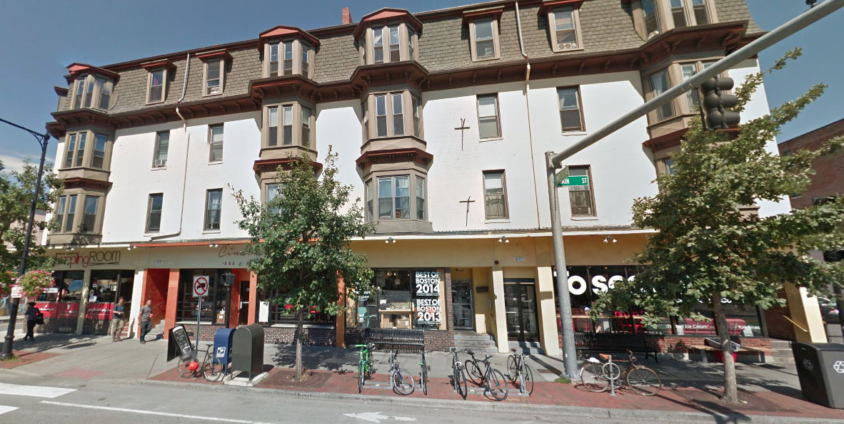 A Boutique Hotel Is In The Works At 899 907 Main St Central