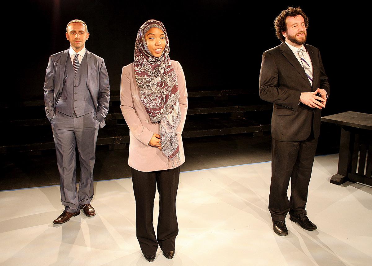 Faceless Zeitgeist Stage Company