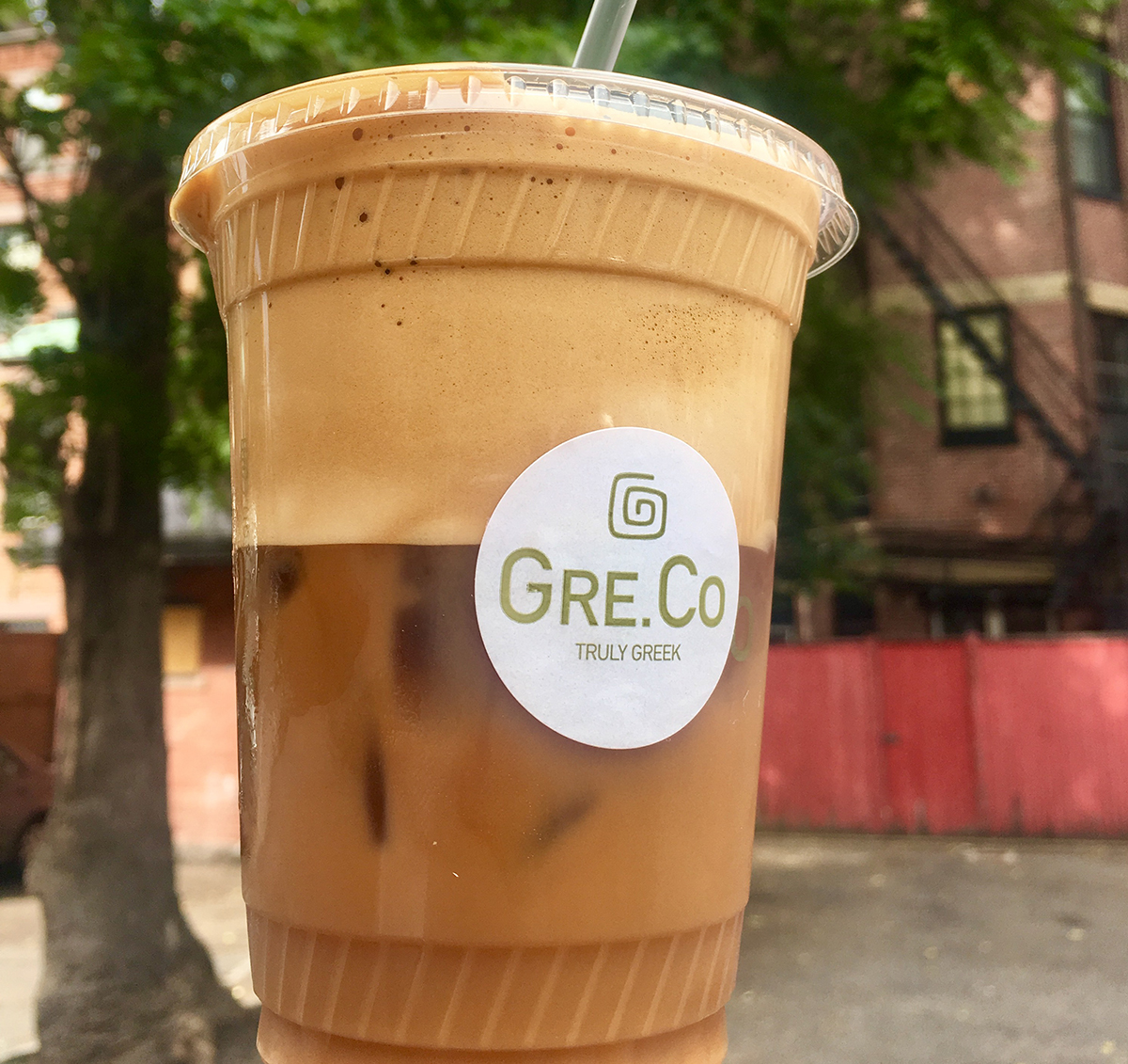 Gre.Co celebrates National Frappe Day with free coffee drinks