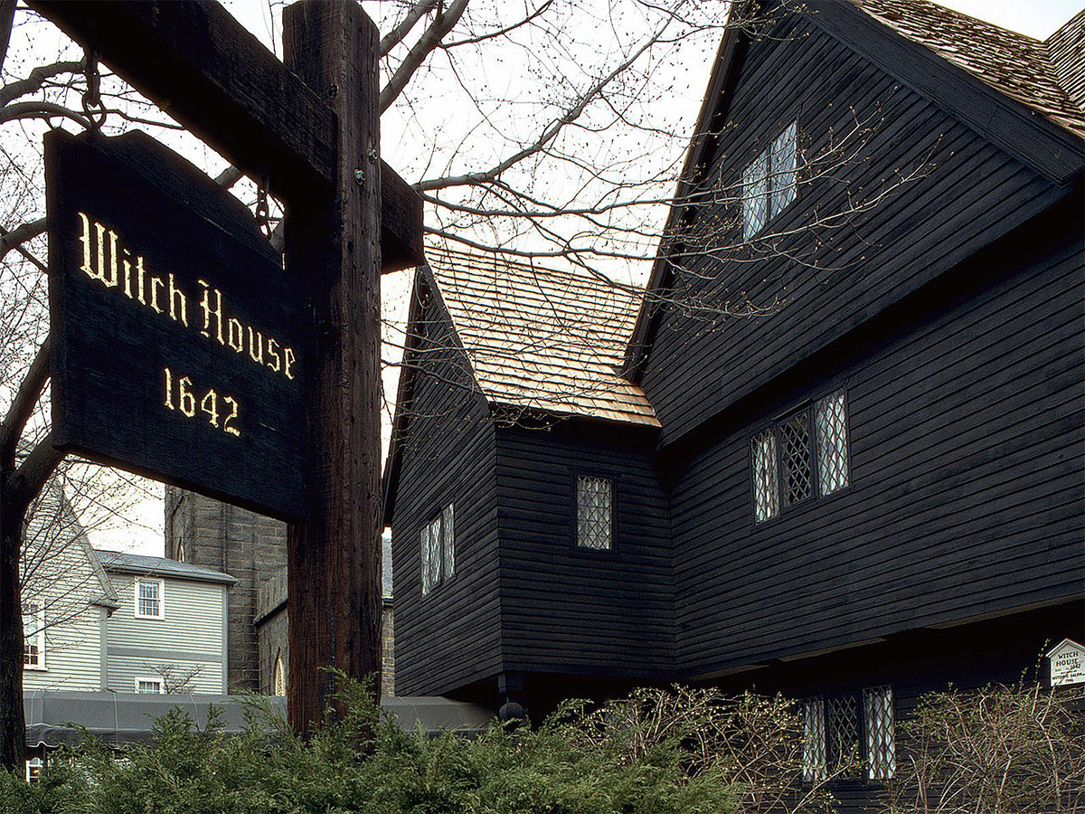 Salem Was Named the Best City to Celebrate Halloween, Obviously ...