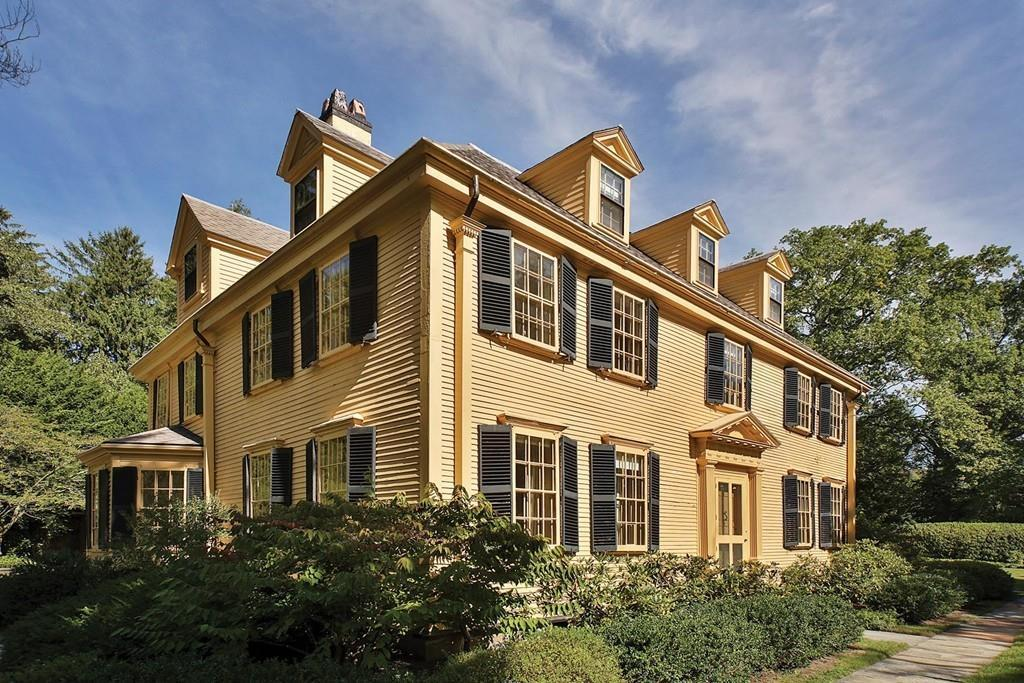 Incredible These Are The Oldest Homes For Sale In And Around Boston Download Free Architecture Designs Grimeyleaguecom