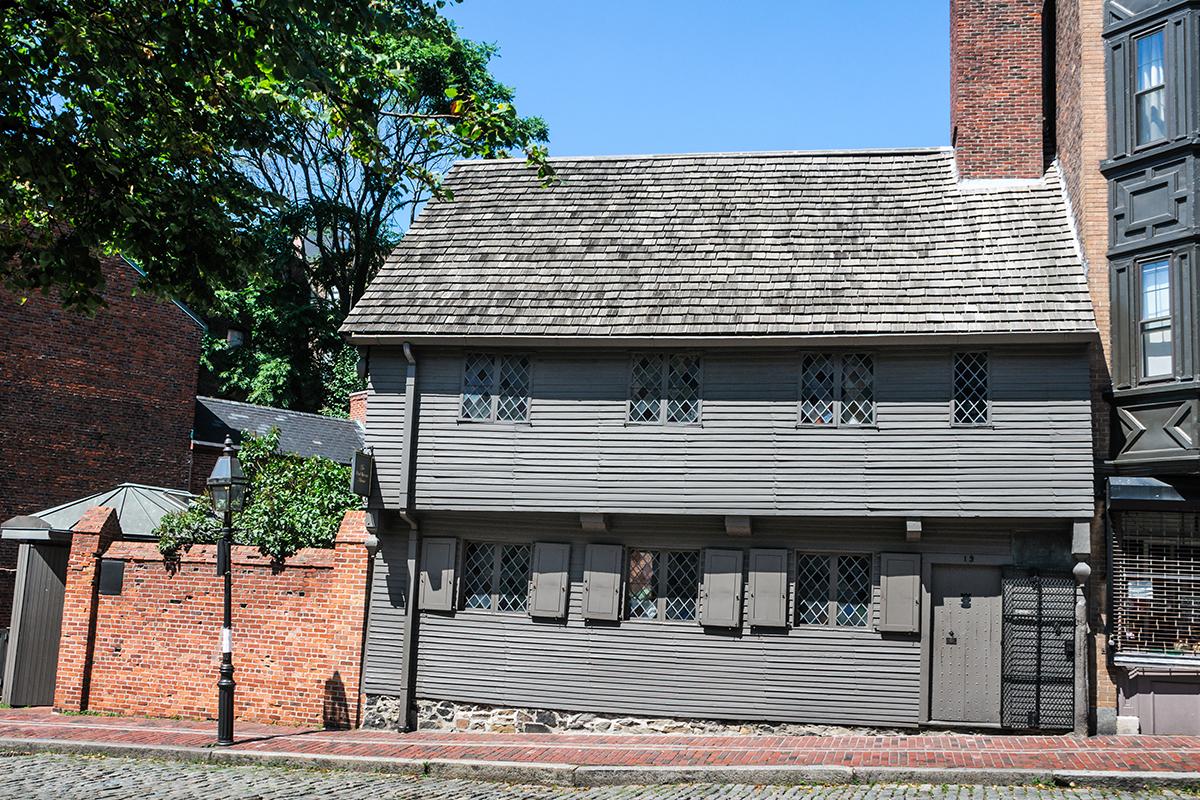 Lovely Paul Revereu0027s House