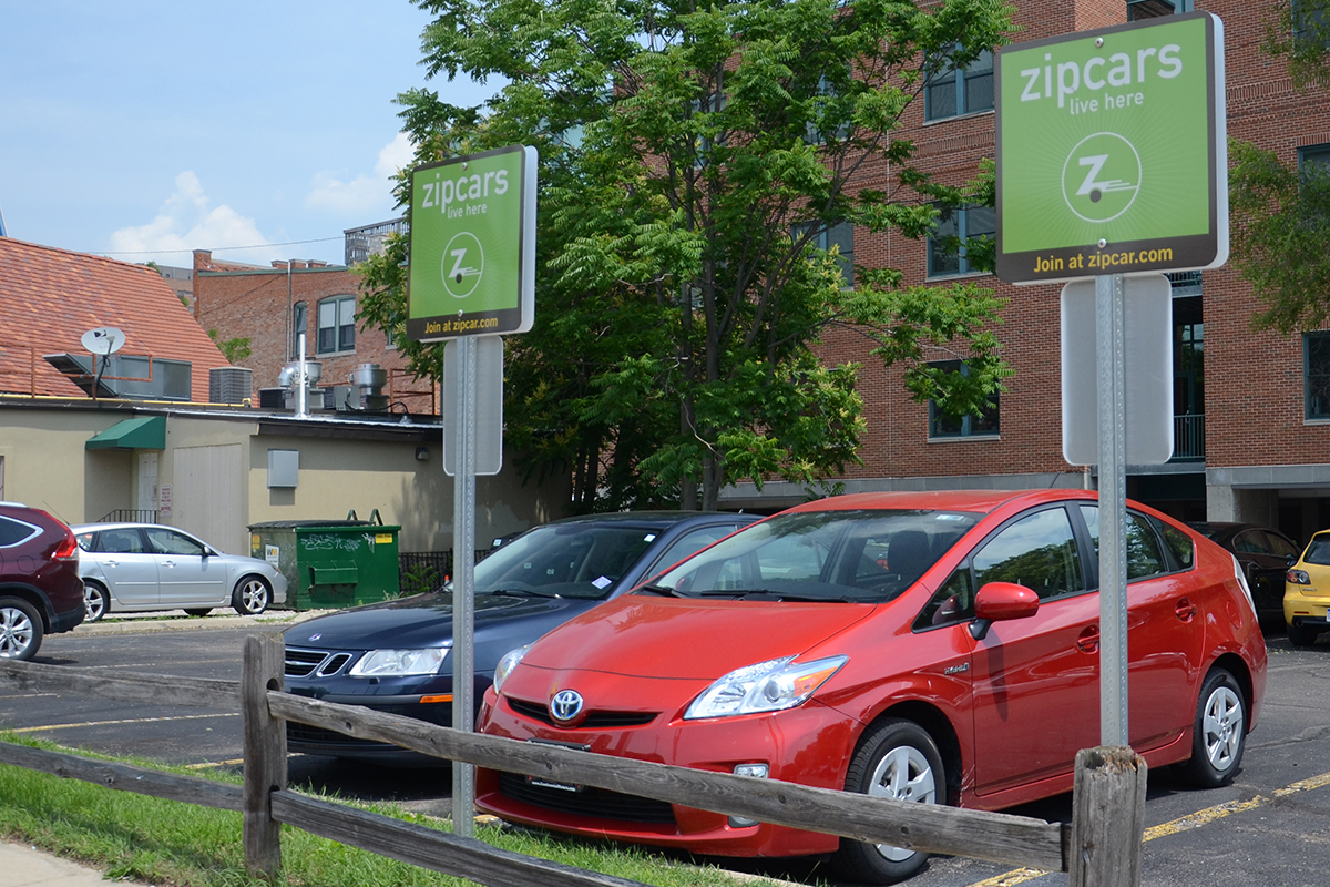 Zipcar Introduces New Weekly Car Rental Service In Boston