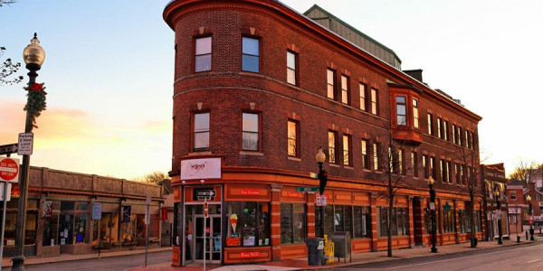 Distraction Brewing Company signed a lease at 2 Belgrade Avenue, Roslindale