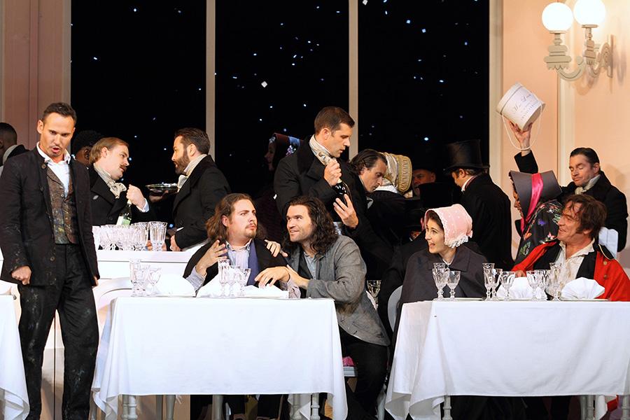 Royal Opera's La Boheme