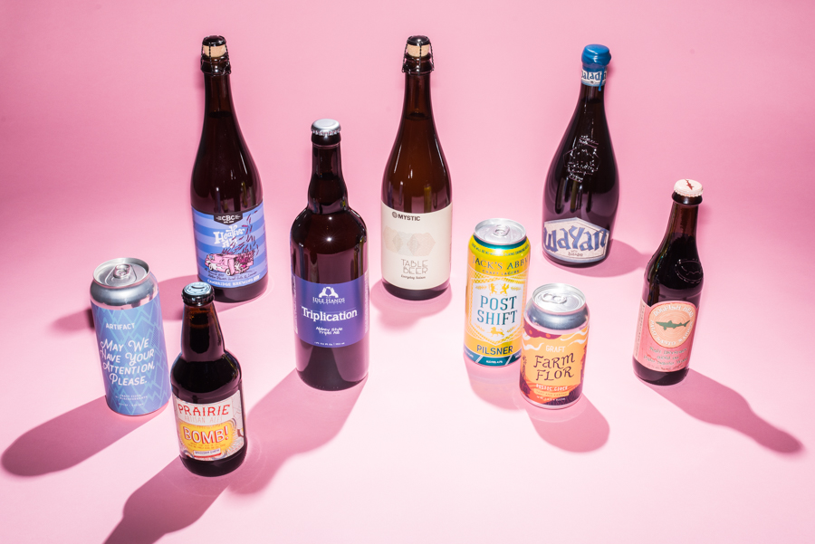 Eataly Boston beer manager John McKusick's Thanksgiving beer recommendations