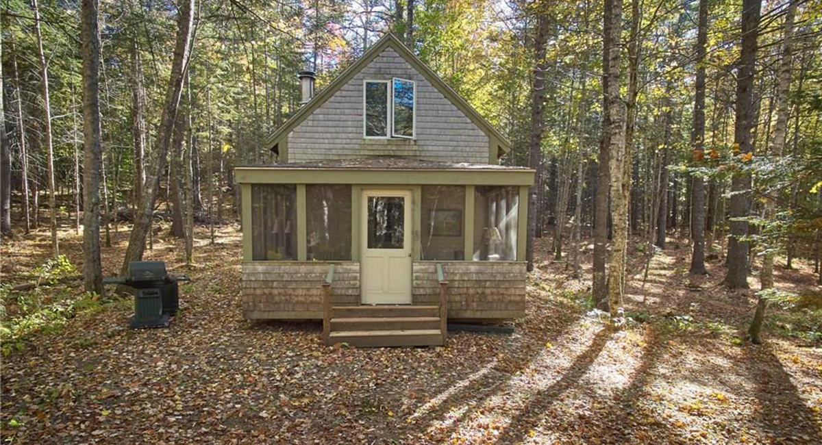 On The Market: A Quaint Cabin In The Woods