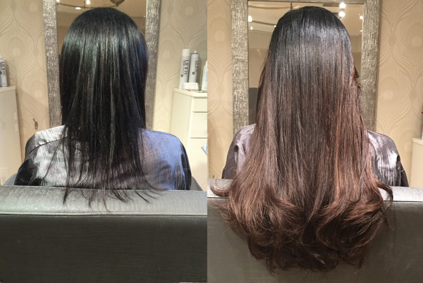 Healthy Happy Hair How This Salon Is Busting The Myth About Hair