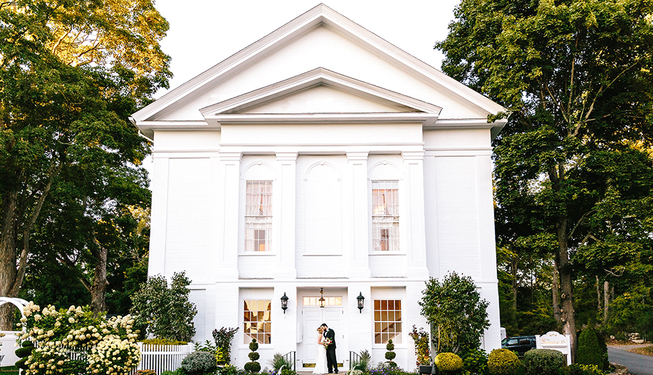Host Your Happily Ever After At This Gorgeous New England
