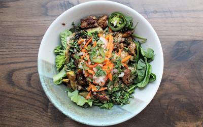 Grainmaker's Urban Greens bowl