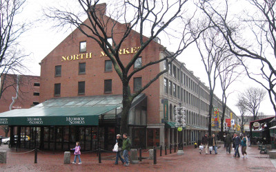 Faneuil Hall's North Market