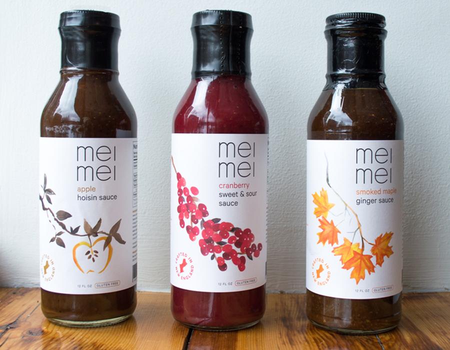 Mei Mei sauces