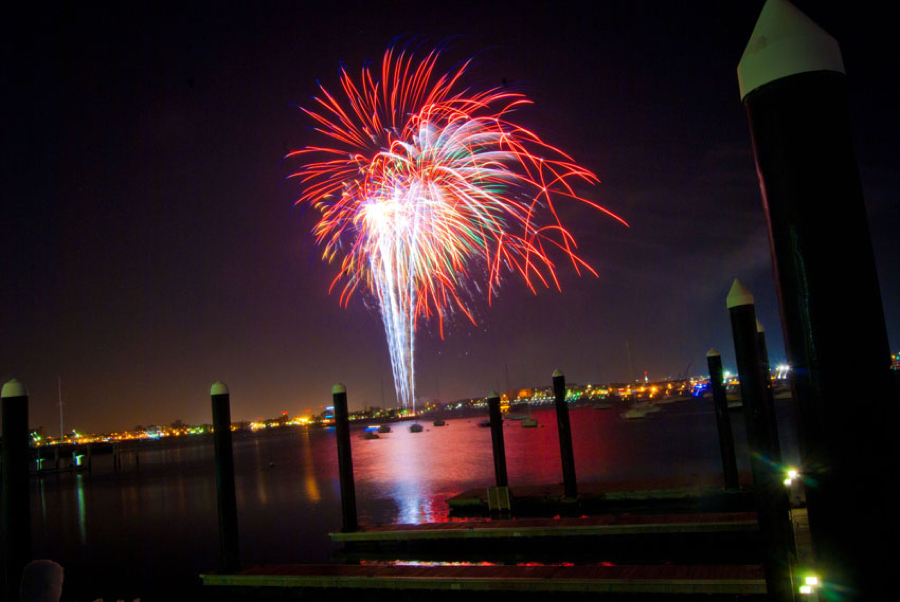 Boston Will Have Fireworks On First Night Again For 2018