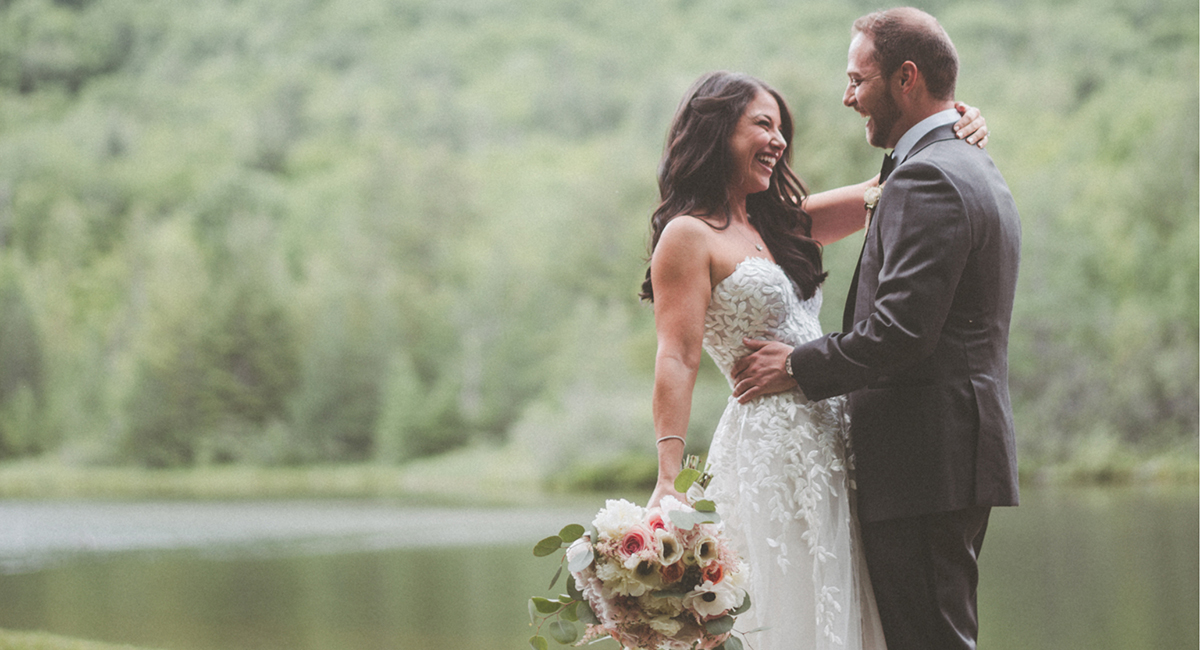 Real Weddings Boston: Real Wedding: Lindsay Feldman & Zach Bilchik