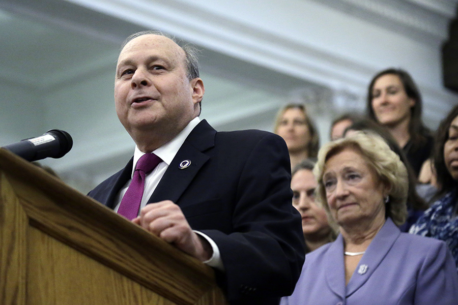 Baker, Healey say Rosenberg should resign