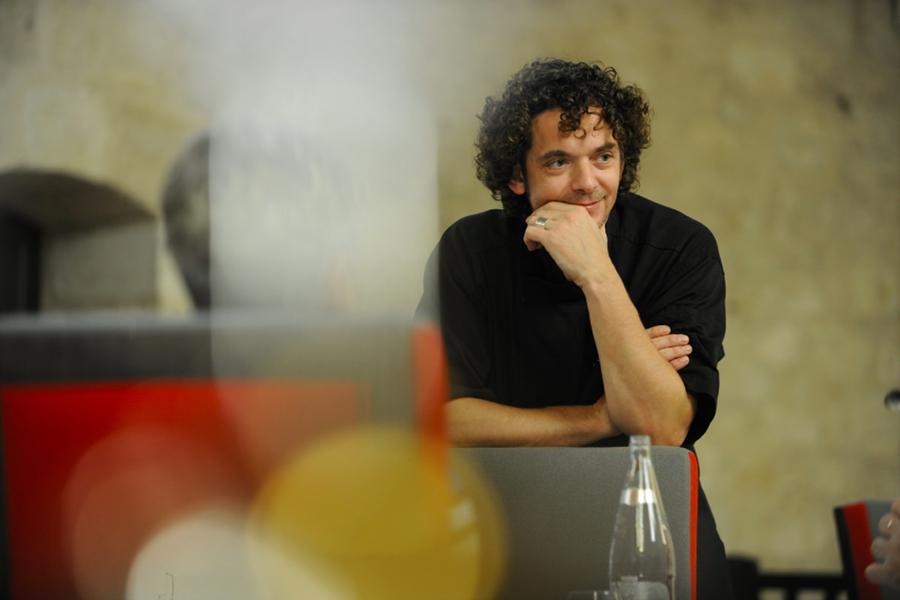 French chef Eric Sampietro