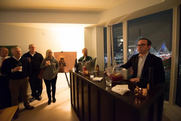 Photos: Taste of Lovejoy Wharf - Boston Magazine