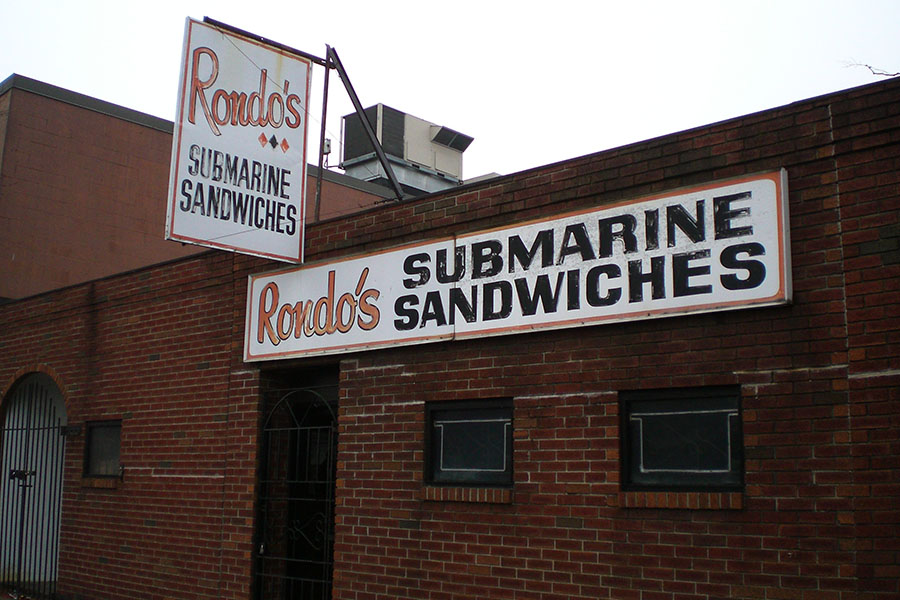 Rondo's, South Boston