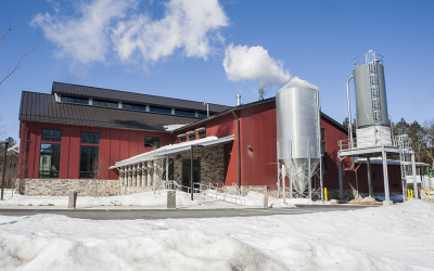 Smuttynose brewery