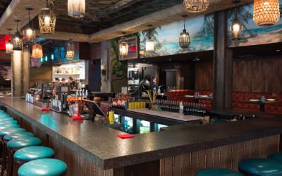 Tiki Rock Bar.