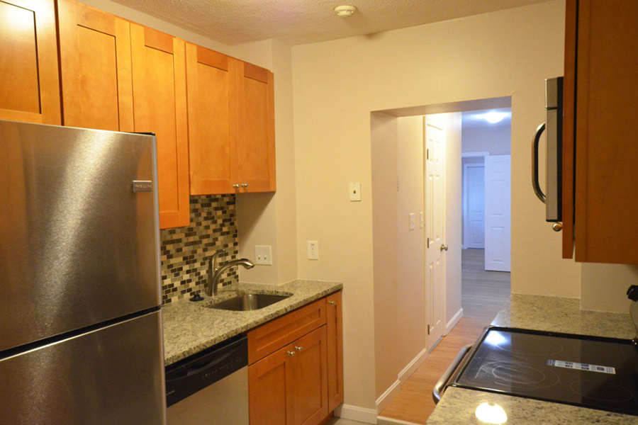 Five One-Bedroom Apartments for $1,625 or Less per Month