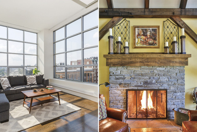 A Sparkling Back Bay Suite vs. a Vermont Chalet