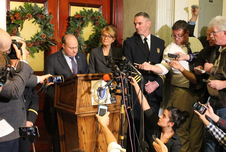 Embattled Former Senate President Rosenberg To Resign Following Ethics Committee Report