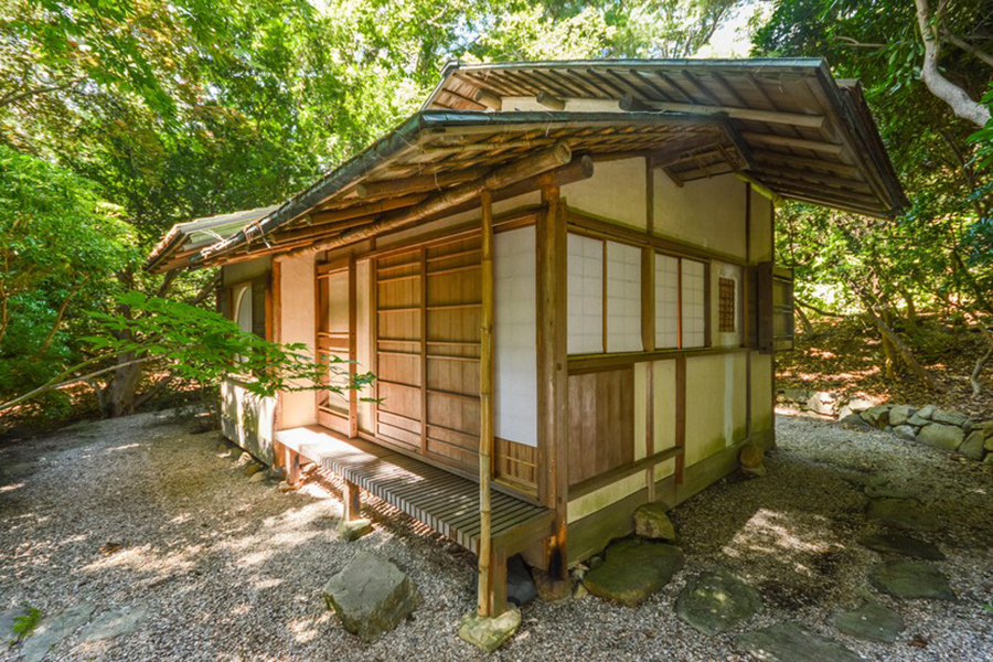 Attractive This Cape Cod Property Comes With A Japanese Tea House
