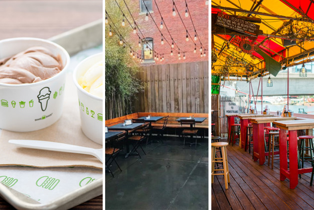 It's Unofficially Spring: These Restaurant Patios Are Open
