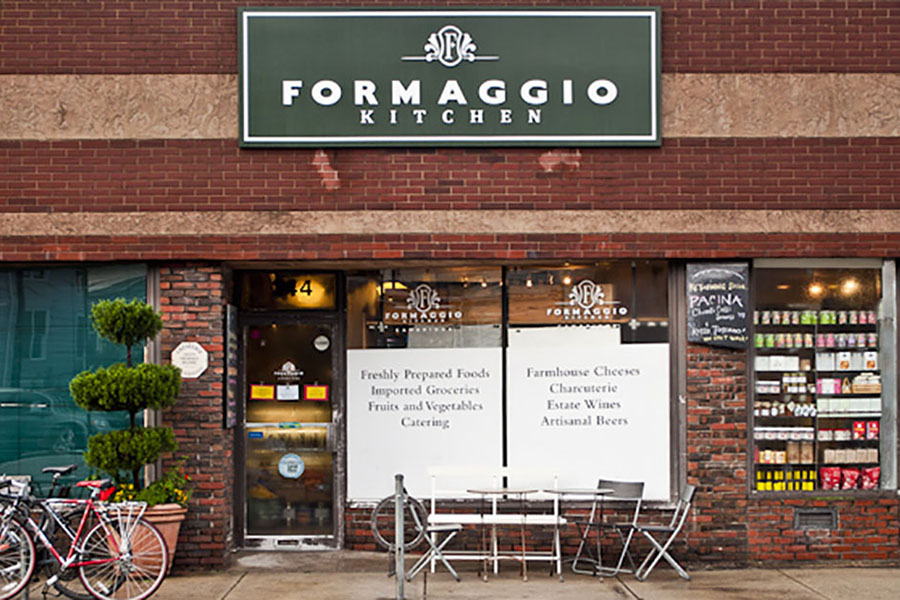 Formaggio Kitchen in Cambridge
