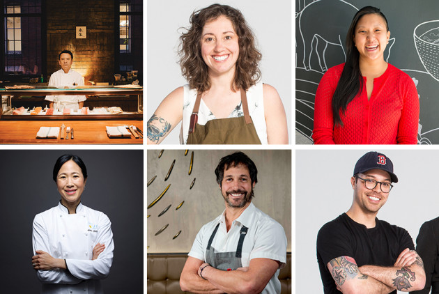 Here Are Your 2018 James Beard Award Nominees