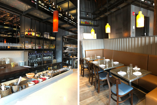 Moody's Debuts an Expanded Backroom with Crudo and More