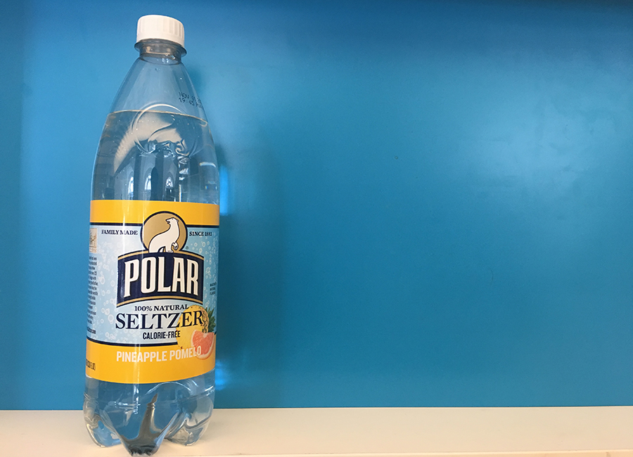 Polar Seltzer Pineapple Pomelo