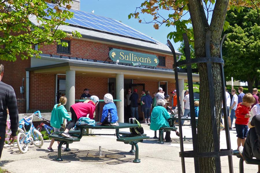 Sullivan's, Castle Island