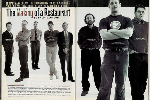 Check Out This 1997 Story from Our Archives on the Making of Tremont 647