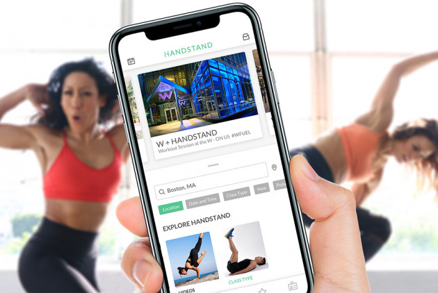 This Fitness App Sends a Personal Trainer to Work Out with You