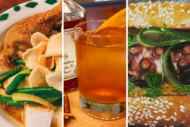 What to Eat (and Drink) This Weekend