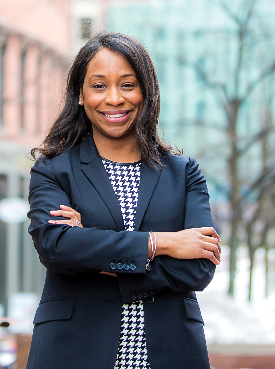 What Discipline Looks Like At Boston >> The Interview Andrea Campbell Boston City Council President