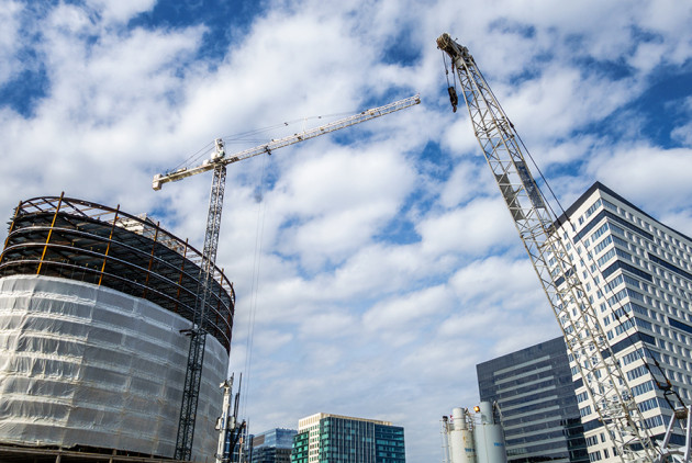 A Report Says Boston Is Leading the Country in Building New Homes