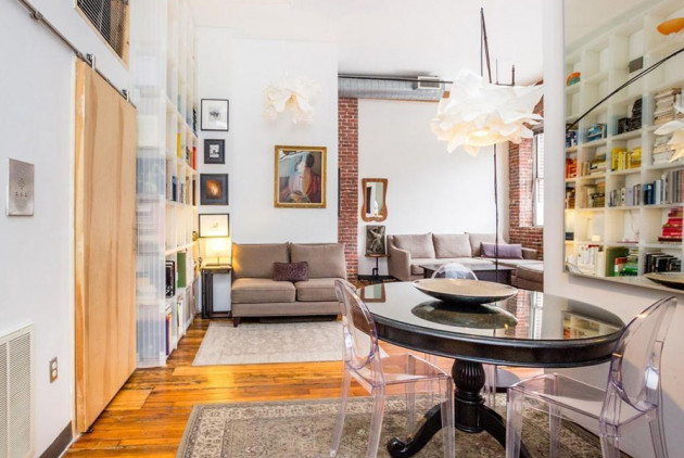 On the Market: A Quirky Jamaica Plain Loft